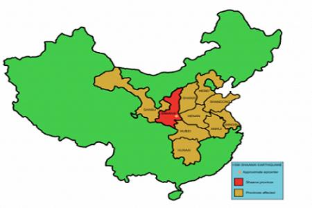 Gempa Cina