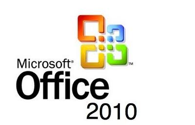 Microsoft office 2010 professional menu