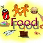 Ilustrasi makanan