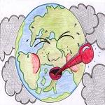 Ilustrasi ozon