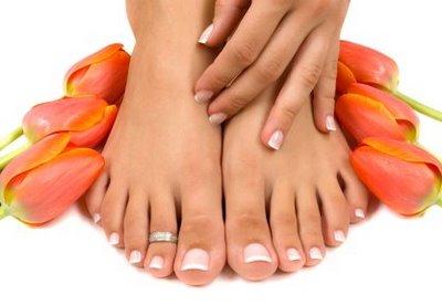 Jari kaki dan kepribadian