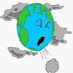 Ilustrasi polusi