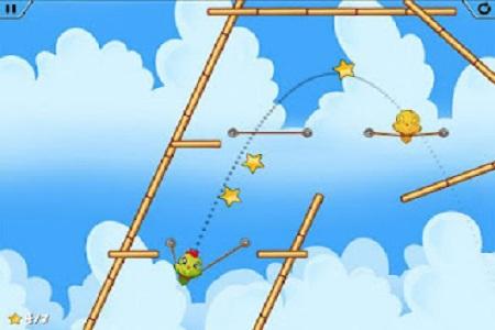 Jump Birdy Jump Menu