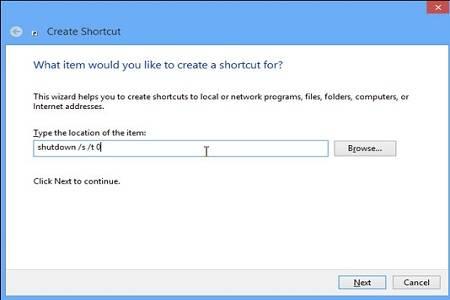 Tutorial Shortcut 2