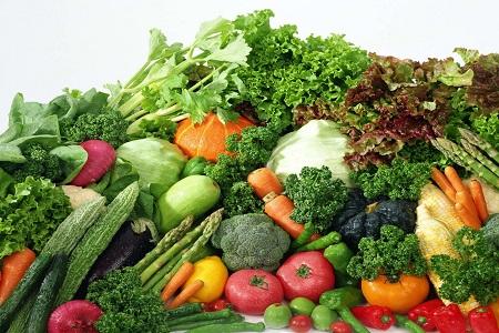 Manfaat Sayuran Banyak