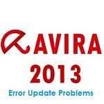 Avira 2013 Error Logo