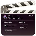 Wondershare Video Editor 3.3.1 Logo