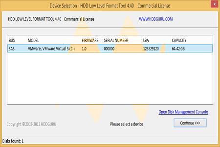 HDD LLV 4.4