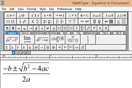 Match Type 6.9 Menu