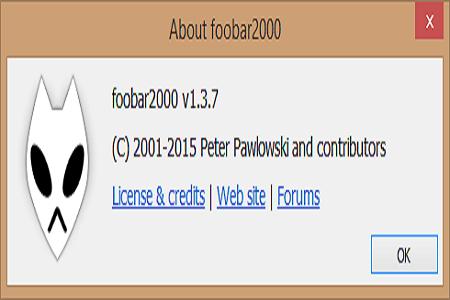 Foobar2000 1.3.7