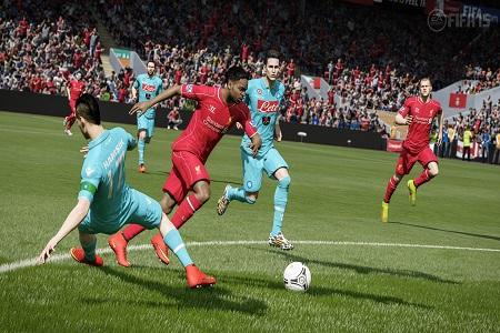 Fifa 15 Menu