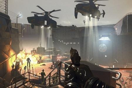 Deus Ex Criminal Menu