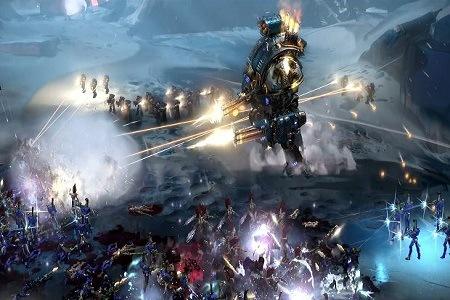 Warhammer Menu