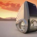 Mobil kemah masa depan