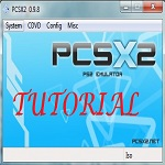 Tutorial Setting Emulator Playstation 2 (PS-2) PCSX2!!