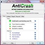 Anti crash