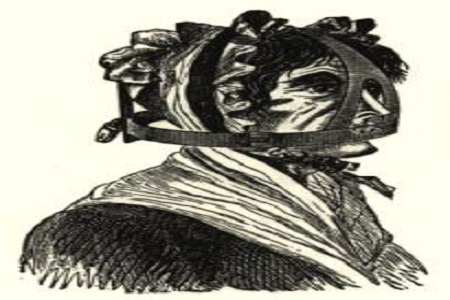 Scold's bridle