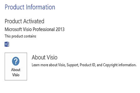 Cara Aktivasi Permanen Microsoft Visio Pro 2013!!