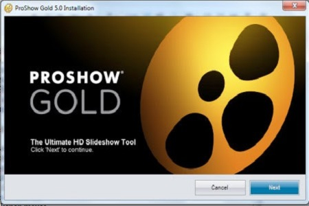 Photodex ProShow Gold 5 Main