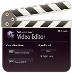 Wondershare Video Editor 3.3.1 Logo