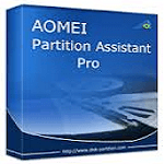 AOMEI Partition Assistant Pro Edition 5.1 Logo