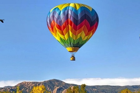 Balon Udara Main