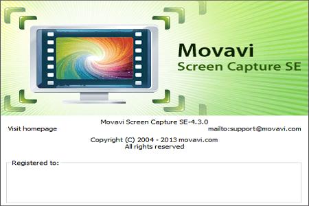 Movavi SC 4.3.0 Main