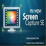 Movavi Screen Capture SE 4.3.0 Logo