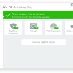 Avira Internet Security 2018!!