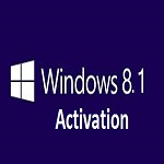 Win 8.1 Pro Activation Logo