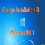 Cara Mengubah Installation ID Windows 8/8.1 Tanpa Mengganti Product Key!!