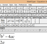 MathType 6.9!!