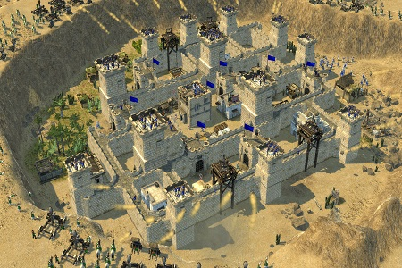 Stronghold Crusader 2 Menu