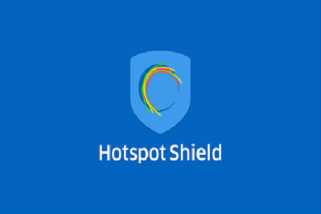 Hostspot Shield Menu