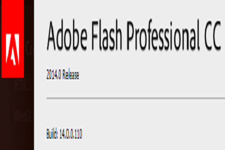 Adobe Flash Cc 2014 Menu