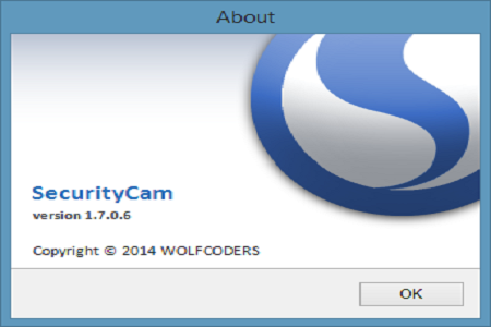 Securitycam Menu