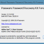 Password Recovery Kit Forensic 13.5!!