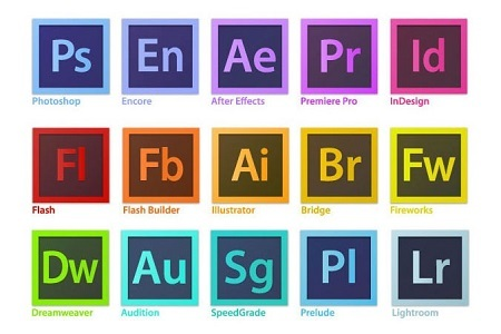 Adobe Cs 6 Menu