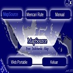 Portable Map Source Software Anti Tersesat!!