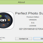 onOne Perfect Photo Suite 9.5!!