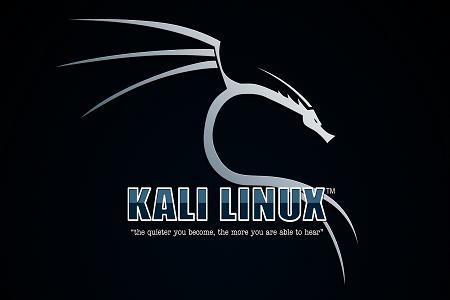 Kali Linux Menu