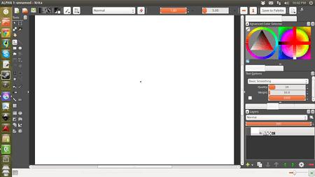 Krita Ubuntudefault