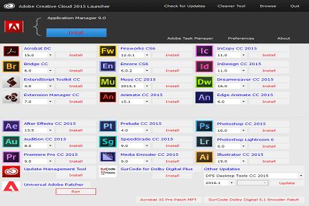 Adobe Master 2015