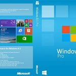 Windows 8.1 Professional Mei 2018!!