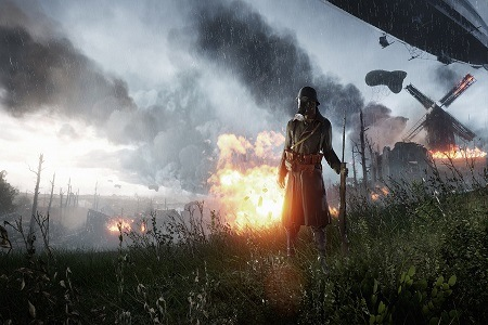 Battlefield 1 Menu