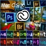 Adobe CC OS X