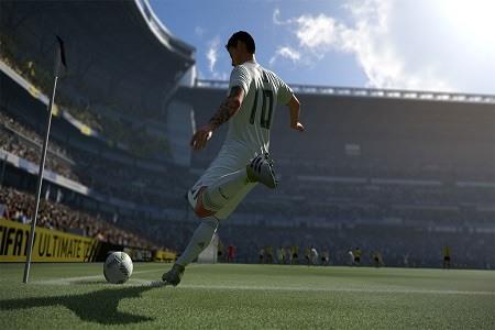 FIFA 17 Menu