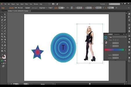 Adobe Illustrator CC 2018 Menu