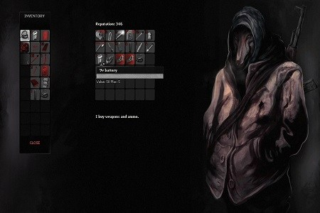 Darkwood Menu