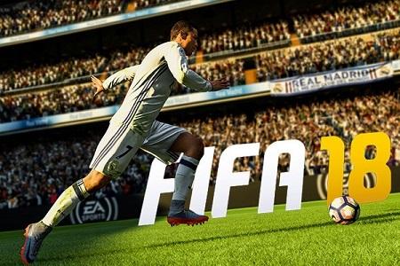 Fifa 18 Menu